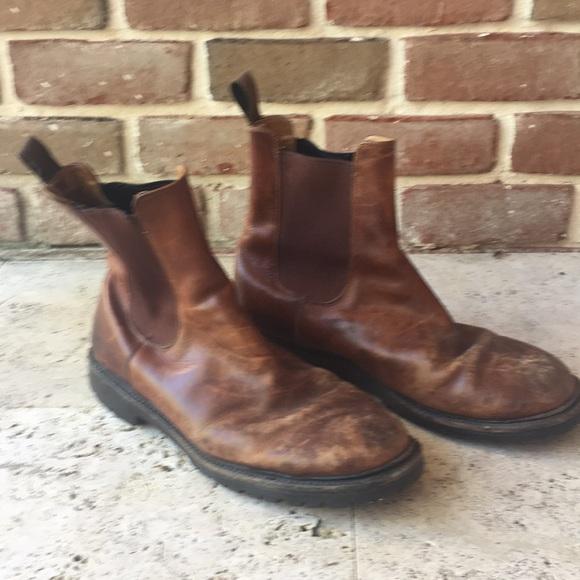 Mens Vintage J Crew Chelsea Boots